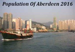 Population Of Aberdeen In 2016