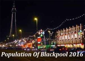 Population Of Blackpool In 2016