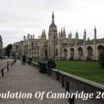 Population Of Cambridge In 2016