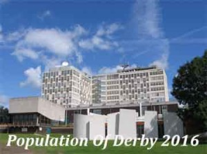 Population Of Derby In 2016