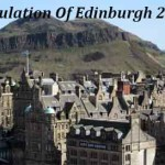 Population Of Edinburgh In 2016