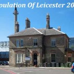 Population Of Leicester In 2016