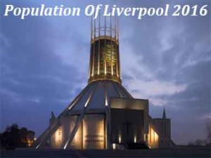 Population Of Liverpool In 2016