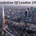 Population Of London In 2016