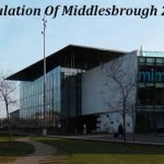 Population Of Middlesbrough In 2016