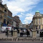 Population Of Northampton In 2016