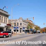 Population Of Plymouth In 2016