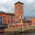 Population Of Swansea In 2016