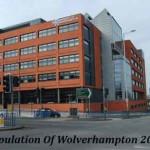Population Of Wolverhampton In 2016