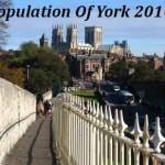 Population Of York In 2016